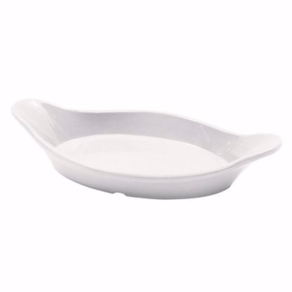 Picture of Tablecraft  AGR8WH Plastic Baking Dish