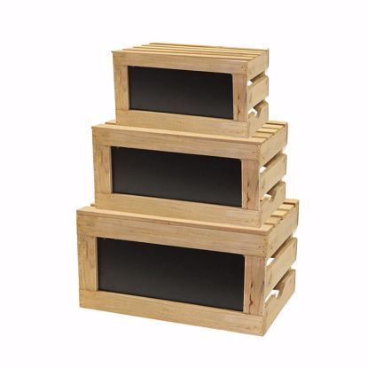 Picture of Tablecraft  RCBCRATE1   Display Riser, Set
