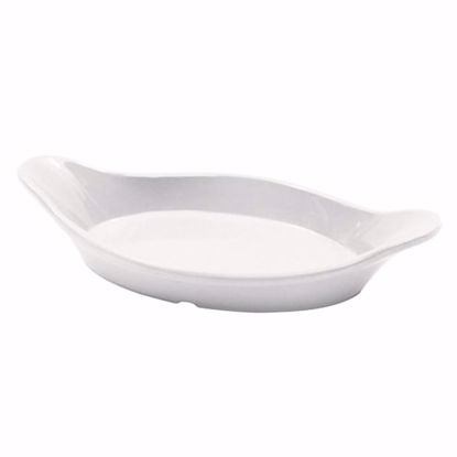 Picture of Tablecraft  AGR12WH Plastic Baking Dish