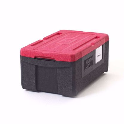 Picture of Metro ML180 Plastic Food Carrier Insulated