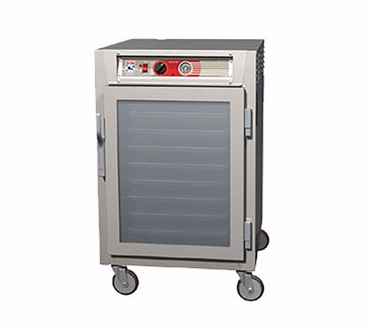 Picture of Metro C565L-NFC-UPFSA Pass-Thru Mobile Heated Cabinet
