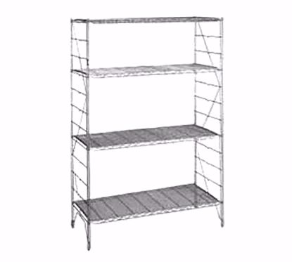 Picture of Metro 1236C Wire Shelving