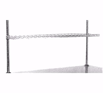 Picture of Metro 1260CHC Wire Cantilevered Shelving