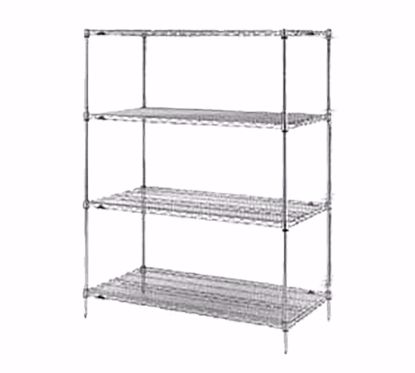 Picture of Metro 1442BR Wire Shelving