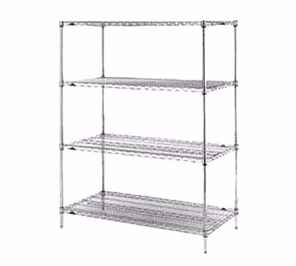 Picture of Metro 1448BR Wire Shelving