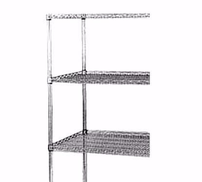 Picture of Metro HDM1436BR Wire Shelving