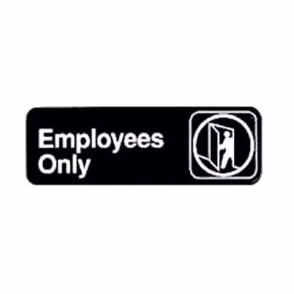 Picture of Winco SGN-305 Compliance Sign with Symbol