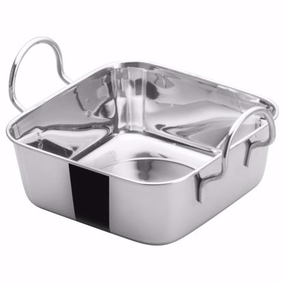 Picture of Winco DDSB-101S Metal Bowl