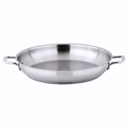Picture of Winco SSOP-14 Induction Omelet Pan