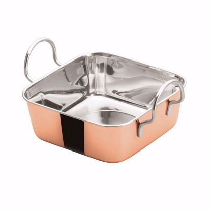 Picture of Winco DDSB-202C Metal Bowl