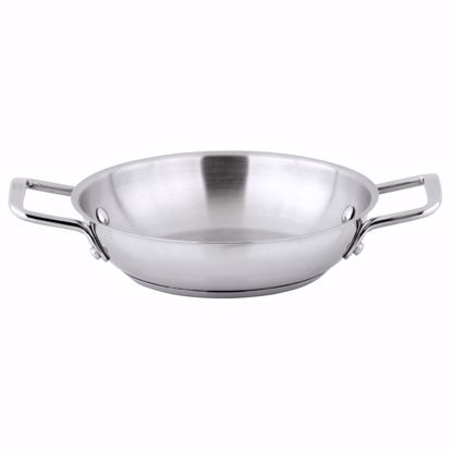 Picture of Winco SSOP-8 Induction Omelet Pan