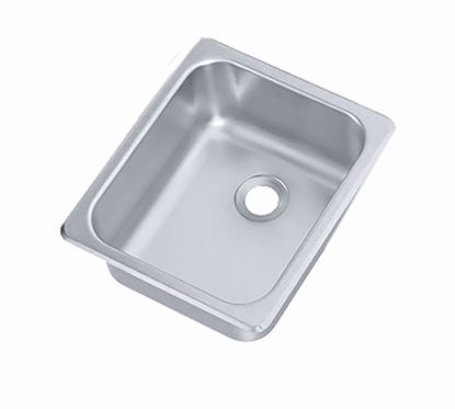 Picture of Vollrath   212560   Drop-In Sink Bowls