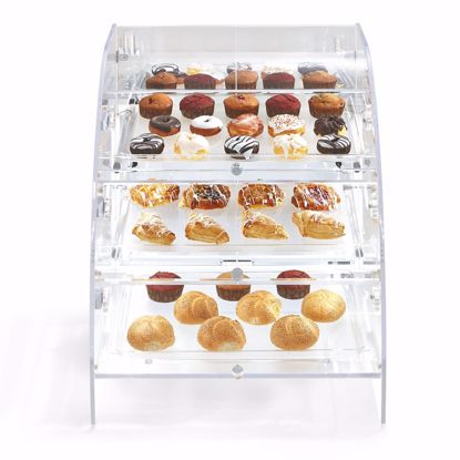 Picture of Vollrath XLBC3R-1826-13 Display Case, Pastry, Countertop (Clear)