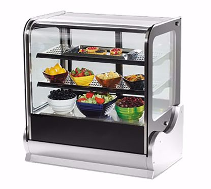 Picture of Vollrath 40864 Display Case, Refrigerated, Countertop