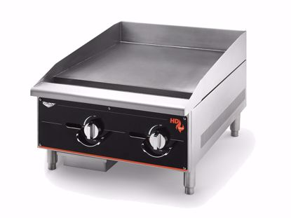 Picture of Vollrath 924GGM Gas Countertop Griddle