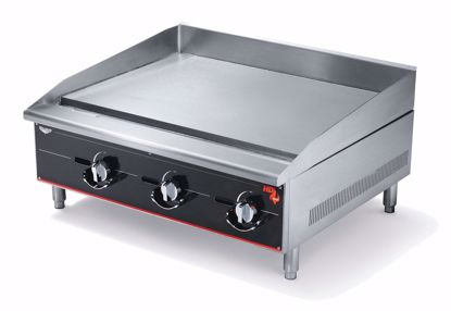 Picture of Vollrath 936GGM Gas Countertop Griddle
