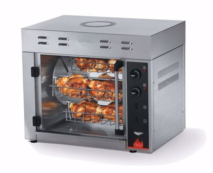 Picture of Vollrath 40704 Oven, Electric, Rotisserie