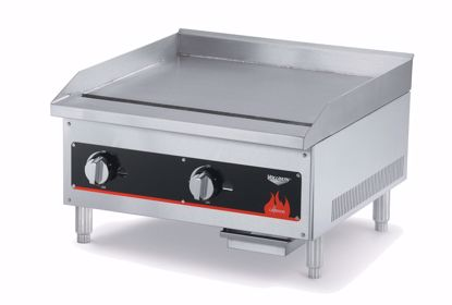 Picture of Vollrath 40718 Gas Countertop Griddle