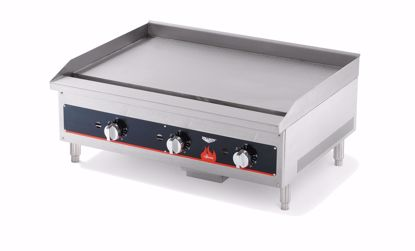 Picture of Vollrath 40723 Gas Countertop Griddle