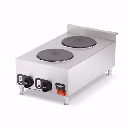 Picture of Vollrath 40739 Hotplate, Countertop, Electric