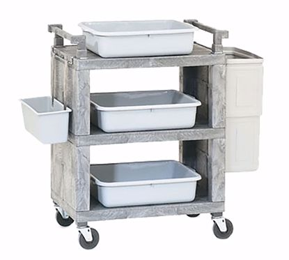 Picture of Vollrath 97111 Utility / Bussing Cart