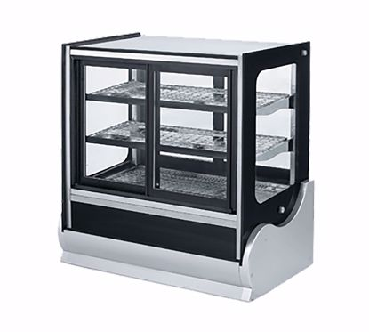 Picture of Vollrath 40886 Display Case, Refrigerated, Countertop