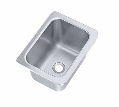 Picture of Vollrath   101-1-2   Drop-In Sink Bowls