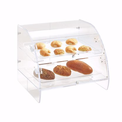 Picture of Vollrath XLBC2FR-1826-13 Display Case, Pastry, Countertop (Clear)