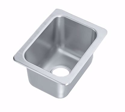 Picture of Vollrath   101-1-1   Drop-In Sink Bowls