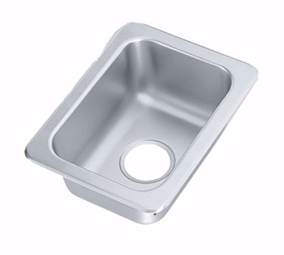 Picture of Vollrath   173-1   Drop-In Sink Bowls
