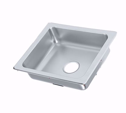 Picture of Vollrath   229-1   Drop-In Sink Bowls