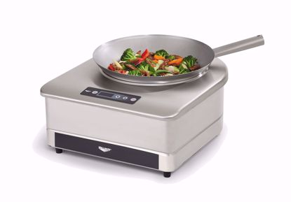 Picture of Vollrath 6958301 Induction Range, Wok, Countertop