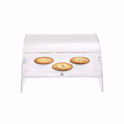 Picture of Vollrath XLBC1FR-1826-13 Display Case, Pastry, Countertop (Clear)