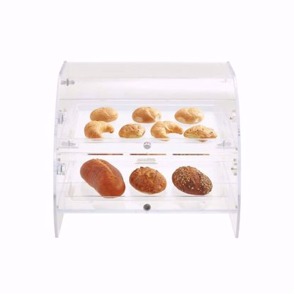 Picture of Vollrath XLBC2F-1826-13 Display Case, Pastry, Countertop (Clear)