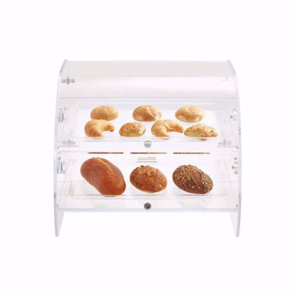 Picture of Vollrath XLBC2P-1826-13 Display Case, Pastry, Countertop (Clear)