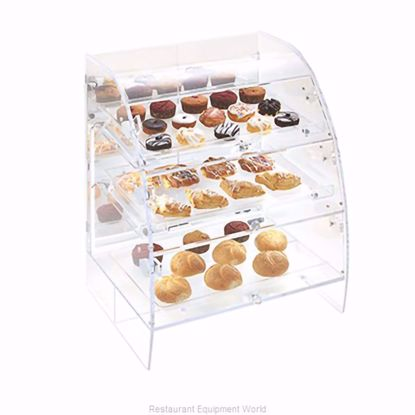 Picture of Vollrath XLBC3FR-1826-13 Display Case, Pastry, Countertop (Clear)