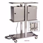 Picture for category Rack, Hand Lift Cabinet Transport Cart
