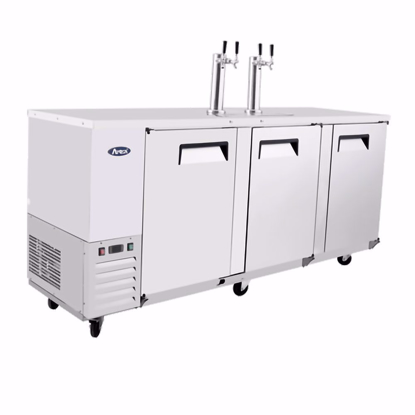Picture of Atosa MKC90 Draft Beer Cooler
