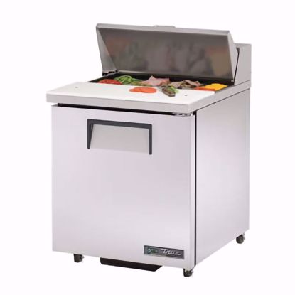 Picture of True TSSU-27-08-ADA-HCSandwich / Salad Preparation Refrigerator
