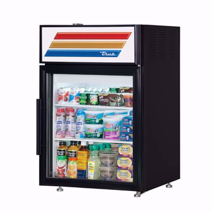 Picture of True GDM-05-HC-LD Counter Refrigerator