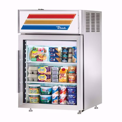 Picture of True GDM-05-S-HC-LD Counter Refrigerator