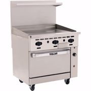 """Picture for category Range, 36"""", Manual Griddle"""
