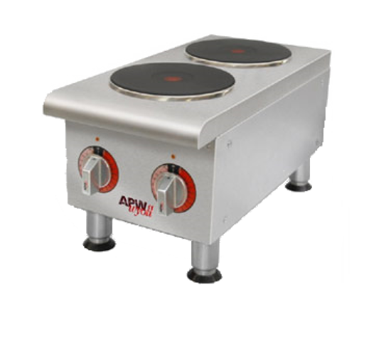 Picture of APW Wyott EHPI Hotplate, Countertop, Electric