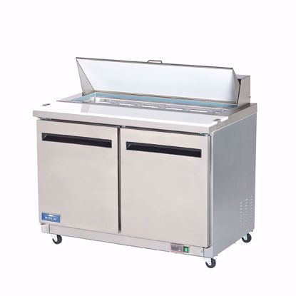Picture of Arctic Air AST48R Sandwich/Salad Prep Table