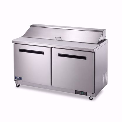 Picture of Arctic Air AST60R Sandwich/Salad Prep Table
