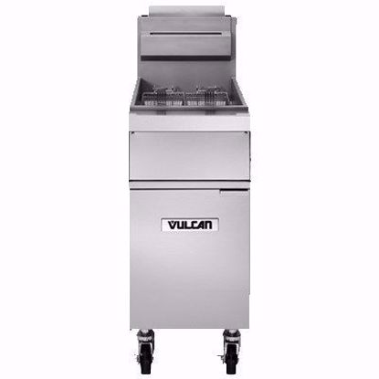 Picture of Vulcan 1GR45A Gas Floor Fryer