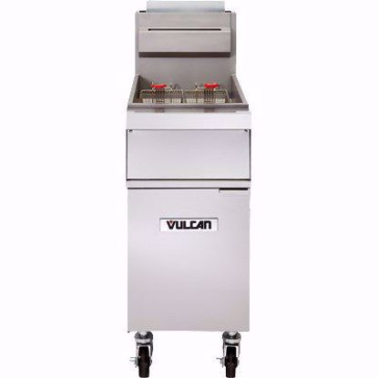 Picture of Vulcan 1GR45M Gas Floor Fryer
