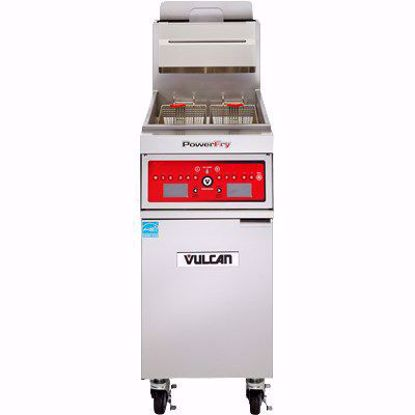Picture of Vulcan 1TR65C Gas Floor Fryer