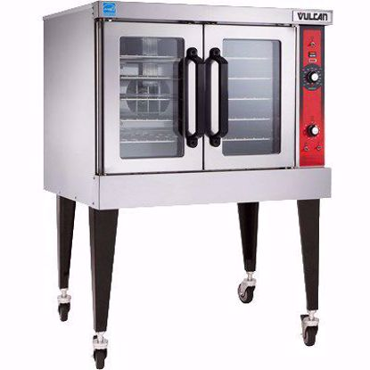 Picture of Vulcan VC4EC Convection Oven, Electric