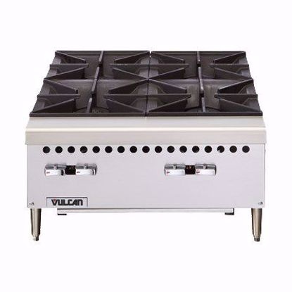 Picture of Vulcan VCRH12 Hotplate, Countertop, Gas